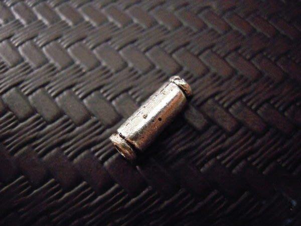 ※布箱子※ 古銀配件~長柱型隔珠(B108)~每個5元~買10送2