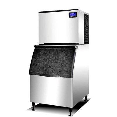 【栗家生活】製冰機商用250kg奶茶店酒吧全自動大型200kg方冰製冰機-NNJJ7892