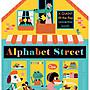 *小貝比的家*ALPHABET STREET/ 精裝/ 3~ 6歲...