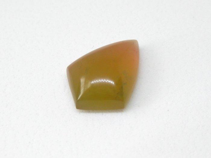 【Texture & Nobleness 低調與奢華】天然無處理 鈣鋁石榴石 鈣鋁柘榴石 肉桂石 6.9克拉