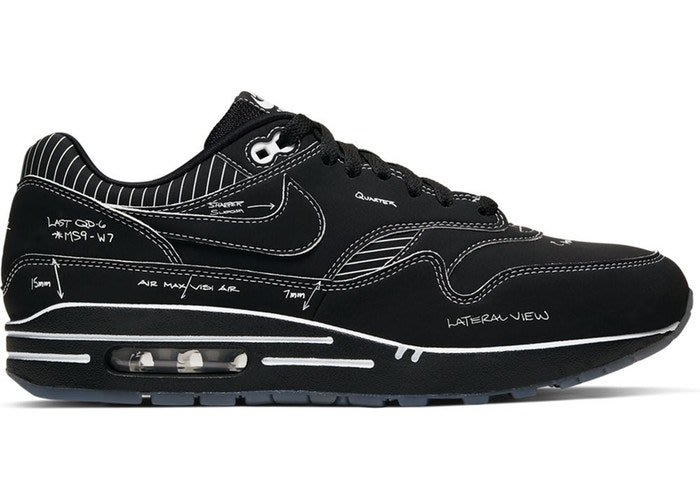 【紐約范特西】預購 Air Max 1 Tinker Schematic Black  CJ4286-001