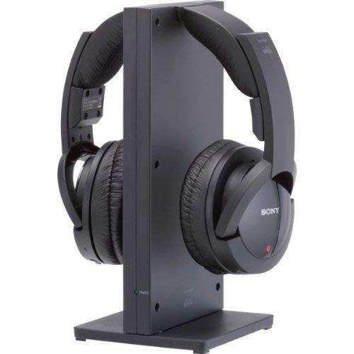 Sony MDR-RF865RK 立體聲 無線超高頻耳機 充電式無線耳機,100米,電腦 電視 音響 MP3 手機