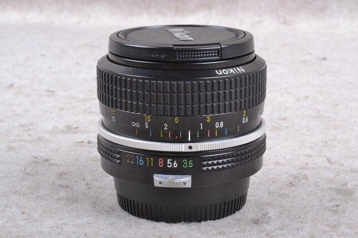 【品光攝影】 Nikon Non-Ai 28mm F3.5 手動鏡 定焦 FH#57736J