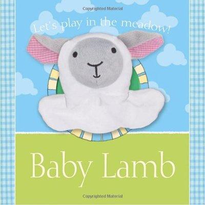 [邦森外文書] 全新現貨 Baby Lamb (Puppet Book) 精裝本手偶書