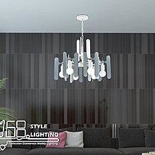 【168 Lighting】色塊藝術《時尚吊燈》(兩款)6燈GD 20238-2