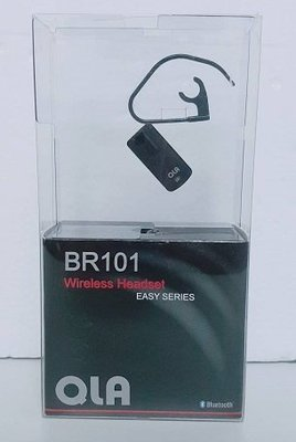 搬家清倉大拍賣-QLA BR101藍牙耳機