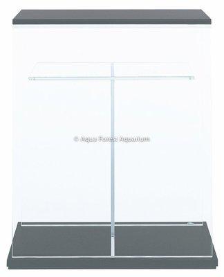 ◎ 水族之森 ◎ 日本 ADA 60P 超白玻璃缸 專用 超白玻璃底櫃   透明 / 霧面