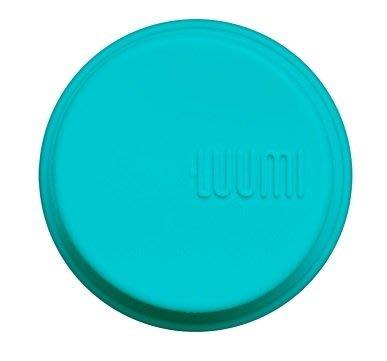 【LUUMI】Sealed Lids  加拿大 100%白金矽膠【密封蓋】藍 杯蓋