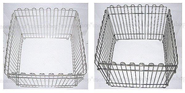 ☆米可多寵物精品☆3尺*3尺粉體靜電烤漆圍片鐵線烤漆圍欄/可活動組合保證全新
