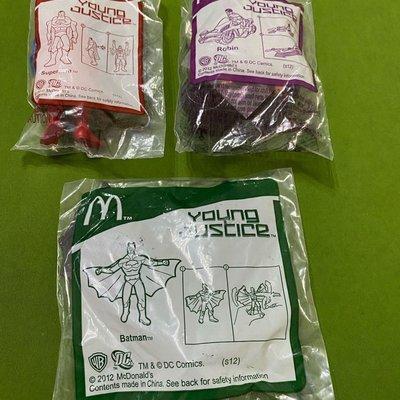 麥當勞2012年玩具一套三款直購價399元