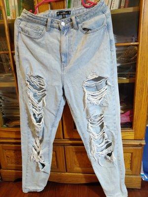 超破牛仔褲 Mother Jeans Ripped jeans 可小議價