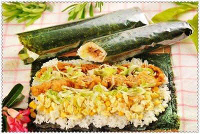 海苔飯卷/海苔飯捲-開店營業或加盟前產品體驗專用賣場-6種商品組合包!免運!!