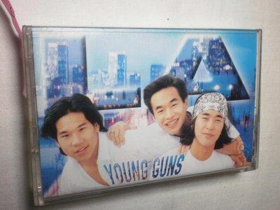 -【視聽教室】L  A 黃立行、黃立成、林智文  YOUNG  GUNS  A-004