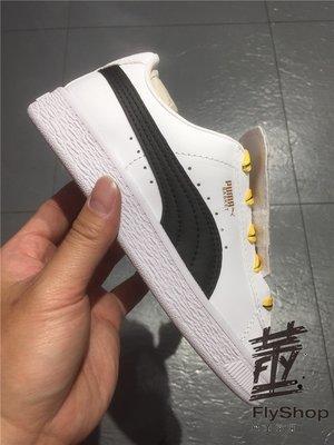 [飛董] PUMA MINIONS BASKET TONGUE PS 中童 小小兵 童鞋 365151-01