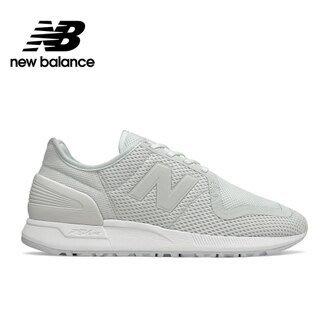 ➕sneakersplus➕ 男女 New Balance 247 復古 運動 休閒 透氣網 全白色 MS247MC3
