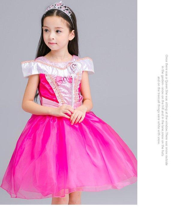 【衣Qbaby】萬聖節聖誕節造型服裝角色扮演睡美人愛洛公主禮服