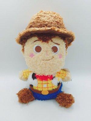 日本迪士尼商品 TOY玩具總動員胡迪Q毛絨公仔小抱偶