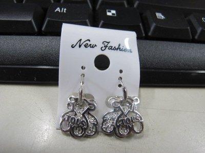 二手舖 NO.4530 時尚造型耳環 耳針 耳鉤 便宜賣 首飾飾品