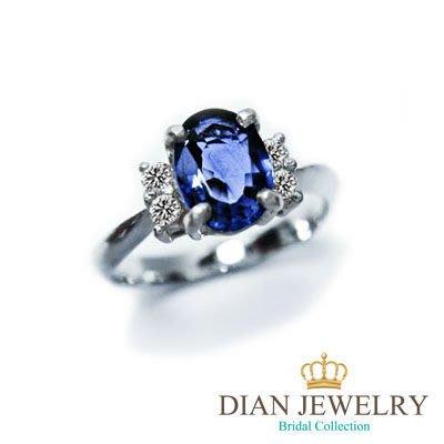 【黛恩&聖蘿蘭珠寶】點開看更多款式 設計師款天然藍寶戒 手鍊耳環多珠寶鑽石翡翠黃寶網路最低價婚戒對戒造型戒珠寶鑽石藍寶石