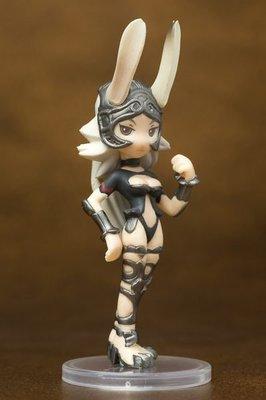 日版盒玩 SQUARE ENIX 太空戰士 TRADING ARTS MINI Vol.3 3代 Q版人型 單賣: 芙蘭 Rikku