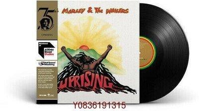 爆款CD.唱片~鮑勃馬利 Bob Marley Wailers UPRISING LP 黑膠唱片