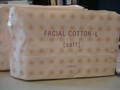 ♥Tina的家♥ albion 艾倫比亞 健康化妝水專用化妝棉120片