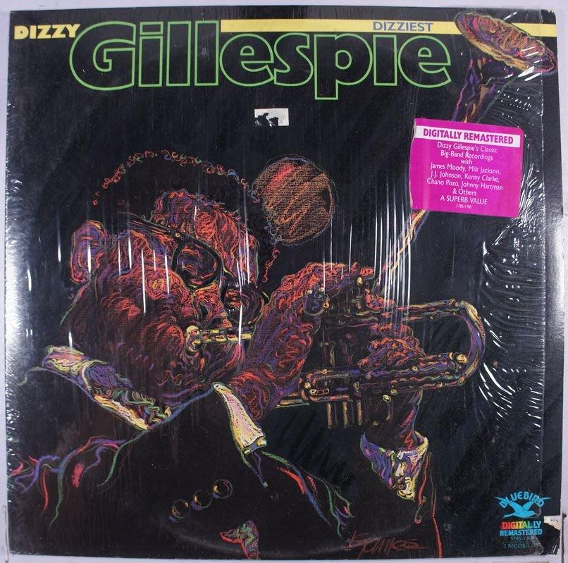 《二手美版黑膠》Dizzy Gillespie – Dizziest (2LP)