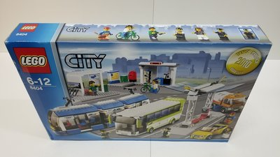 Lego 8404 City - Traffic: Public Transport Station