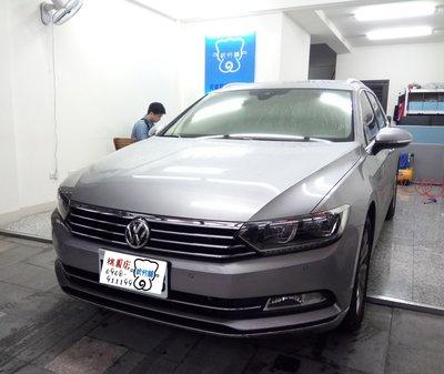 Volkswagen Passat Variant-A柱+B柱+C柱+尾門上方+尾門左右側 汽車隔音條【靜化論】