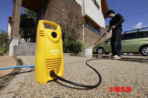 購機享保固!!!*小鐵五金*日本良明 RYOBI AJP-55 高壓清洗機*AJP-1600可參考