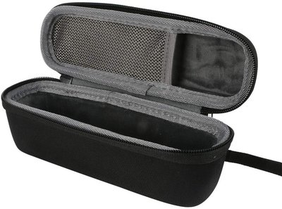 【竭力萊姆】全新現貨 Anker SoundCore 2 代 1代專用硬質保護殼 附音源線 攜帶式