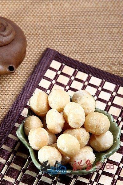 愛饕客【烘焙原味夏威夷豆】自然原味低溫烘焙,營養與美味一次滿足您 !!大包裝
