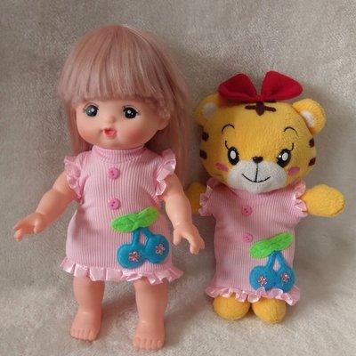 「美樂媽咪」小美樂 洋娃娃服(小美樂.小花)通用 小美樂衣