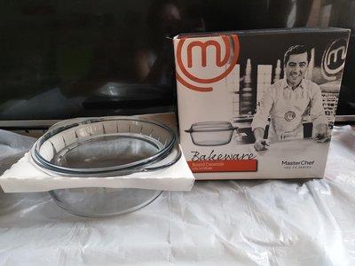MasterChef, 玻璃器皿