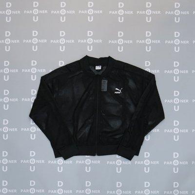 【Dou Partner】PUMA 流行系列 CLASSICS 立領外套 黑色 女款 598498-01 台南市