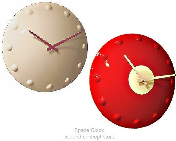 iceland ~ 造型時鐘Space Clock (iceland 獨家發售, 賠錢賣4980, 買到賺到)