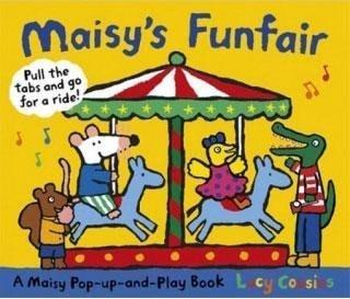 MAISY FUNFAIR:A Maisy Pop-up-and-Play Book