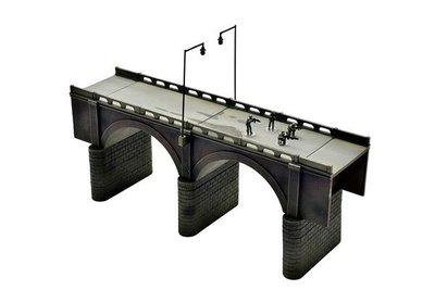 [玩具共和國] TOMYTEC 316343 DCM13 廢墟的橋
