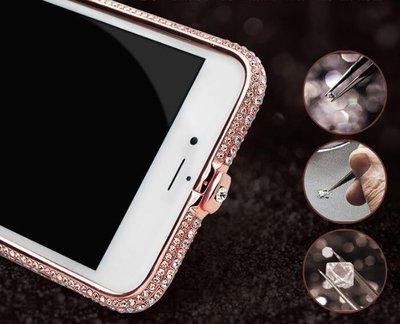 奢華 手工水鑽殼 蘋果 iPhone XR 6.1 吋 訂做 手機殼 鑲鑽邊框 閃鑽 保護殼 水鑽邊框殼