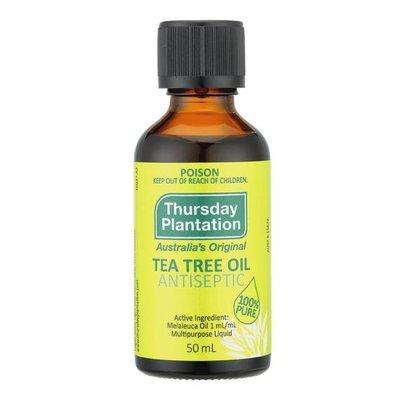 ThursdayPlantation 星期四農莊  茶樹精油50ml(100% 澳洲精油)