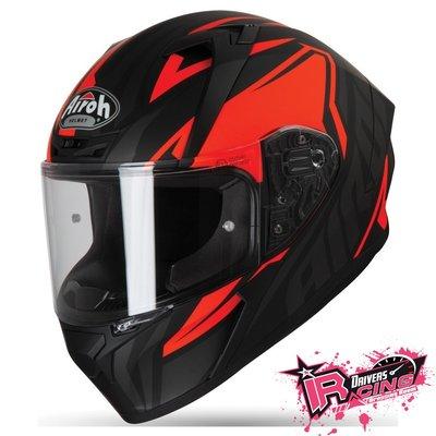 ♚賽車手的試衣間♚ Airoh® Valor Impact Helmet 消光 義大利 全罩 安全帽