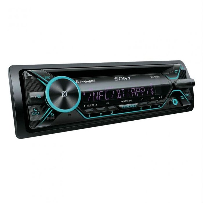 SONY MEX-GS820BT CD/MP3/USB/藍芽/支援iPhone/Android 100W*4