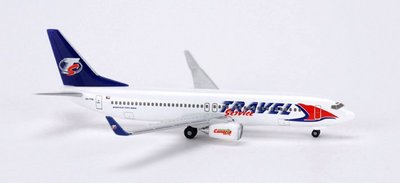 B737-800 Travel Service Registered:OKTVB 捷克 旅行航空