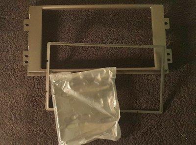 全新  MITSUBISHI 三菱 2004~2012 Savrin專用音響面板框
