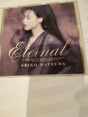 松田聖子日版專輯cd eternal