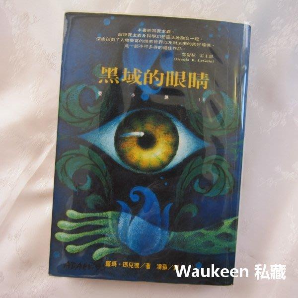 黑域的眼睛 An Eye for Dark Places 蘿瑪瑪兒德 Norma Marder 時報出版 奇幻小說
