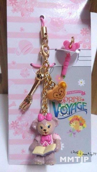 MMTJP 趣日本 日本代購 東京迪士尼 2014春季新品ShellieMay 雪莉玫 精緻吊飾 耳機塞 現貨
