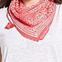Rebecca Minkoff Bandana Print Bandana 帕領巾(平行輸入)