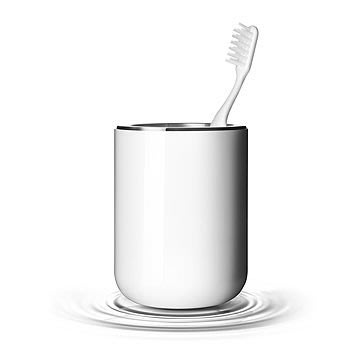 Luxury Life【正品】丹麥 Menu Toothbrush Holder, Norm 衛浴系列 牙刷杯