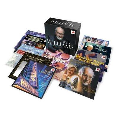 約翰威廉斯指揮精華 John Williams Conductor【20CD】 / 約翰威廉斯--88985417792